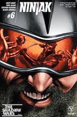 Ninjak(2015) (Comic-book) #6