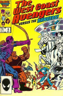 West Coast Avengers Vol. 2 (Comic-book. 1985 -1989) #8