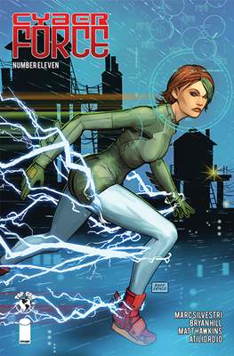Cyberforce (2018-) (Comic book) #11
