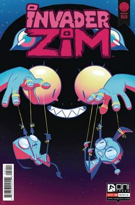 Invader Zim (Comic Book) #50