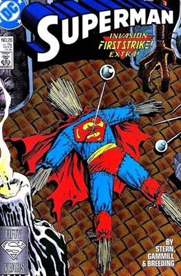 Superman Vol. 2 (1987-2006) (Comic Book) #26