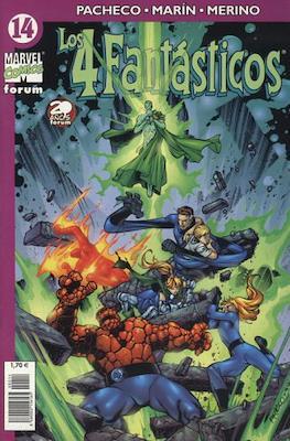 Los 4 Fantásticos Vol. 4 (2001-2003) (Grapa 24-48 pp) #14