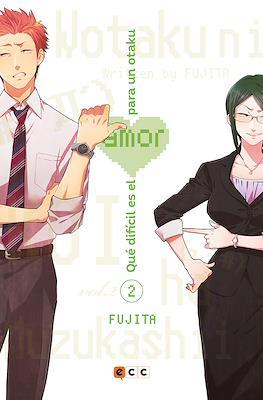 Qué difícil es el amor para un otaku (Rústica) #2