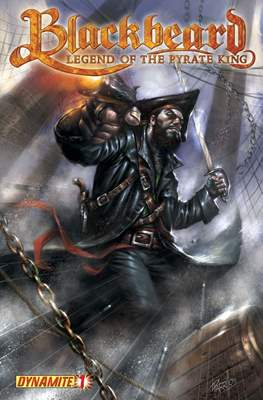 Blackbeard: The Legend of The Pyrate King