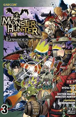 Monster Hunter Episode (Rústica con sobrecubierta) #3