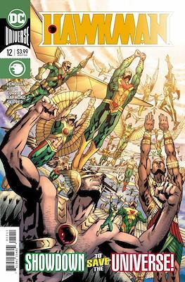 Hawkman Vol. 5 (2018-) (Comic Book) #12