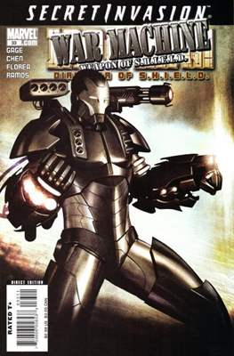 Iron Man Vol. 4 (2005-2009) (Comic Book) #33