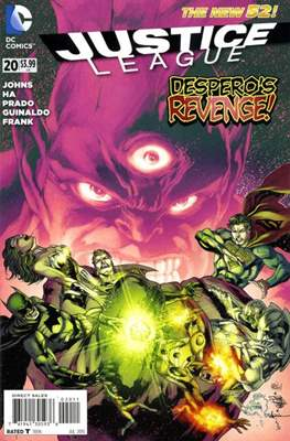 Justice League Vol. 2 (2011-2016) (Comic-Book) #20