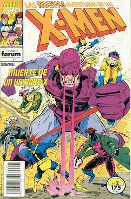 Las nuevas aventuras de los X-Men (Grapa 24 pp) #2