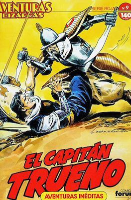 Aventuras Bizarras. El Capitán Trueno. Serie Roja (Grapa, 28 páginas) #9