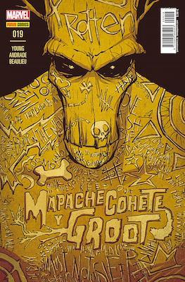 Mapache Cohete / Groot (2014-2018) (Grapa) #19