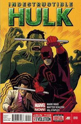 Indestructible Hulk (Comic Book) #10