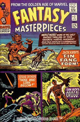 Fantasy Masterpieces Vol.1 (Grapa) #2