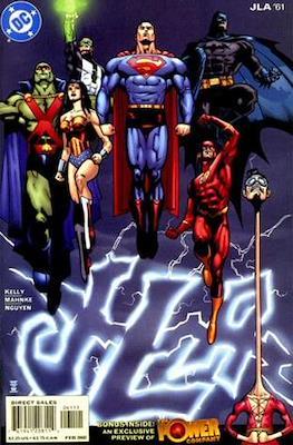JLA Vol. 1 (1997-2006) (Comic-Book) #61