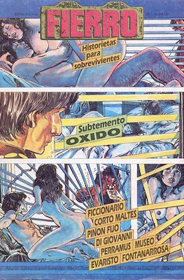 Fierro (Grapa (1984-1992) Primera época) #14