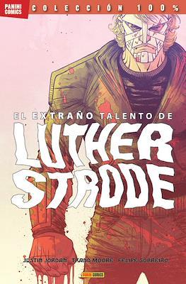 El extraño talento de Luther Strode. 100% Cult Comics