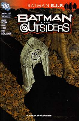Batman y los Outsiders (2009-2010) (Grapa 72 pp) #4