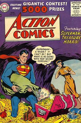 Action Comics Vol. 1 (1938-2011; 2016-) (Comic Book) #219