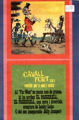 Cavall Fort #281