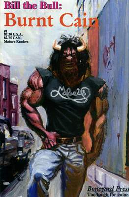 Bill the Bull: Burnt Cain