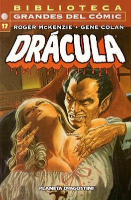 Biblioteca Grandes del Cómic: Drácula (2002-2004) (Rústica 160-192 pp) #17