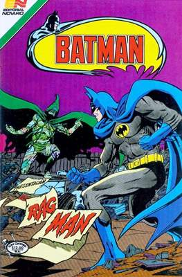 Batman (Grapa. Serie Avestruz) #47