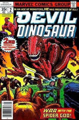 Devil Dinosaur (Comic Book. 1978) #2