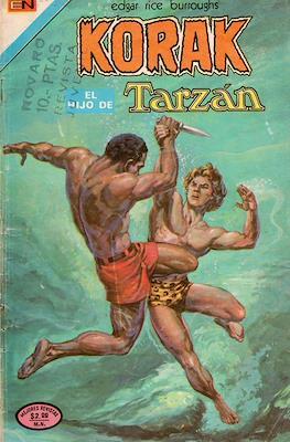 Korak, el hijo de Tarzán (Grapa 36 pp) #25