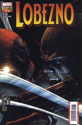 Lobezno Vol. 4 (2006-2011) (Grapa) #38