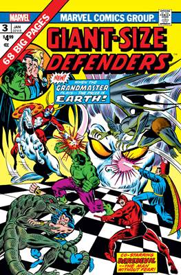 Giant-Size Defenders #3 - Facsimile Edition