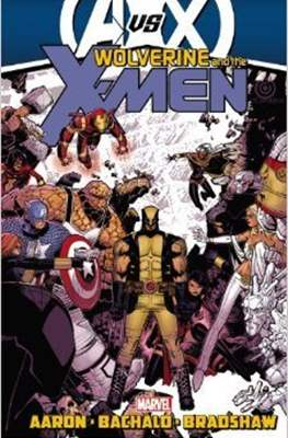 Wolverine and the X-Men (Softcover 112-136 pp) #3