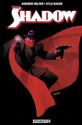 The Shadow Master Series (Digital) #9