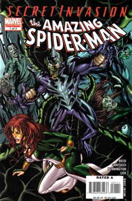 Secret Invasion: The Amazing Spider-Man (Comic-Book) #1