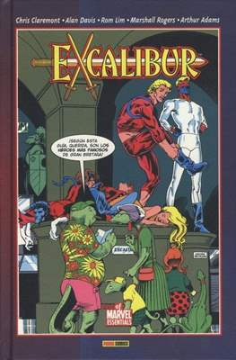 Excalibur. Best of Marvel Essentials (Cartoné 176 pp) #2