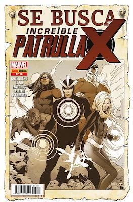 Increíble Patrulla-X (2017-) #15