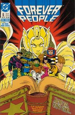 Forever People Vol 2: (1988) (Comic-book.) #6