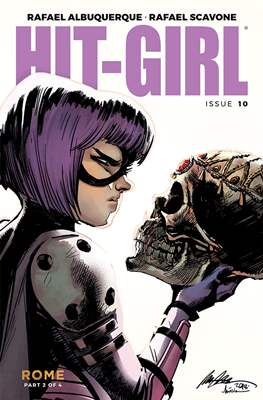 Hit-Girl (2018) (Comic Book) #10