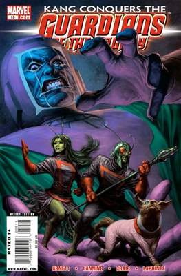 Guardians of the Galaxy Vol. 2 (2008-2010) (Comic-Book) #19