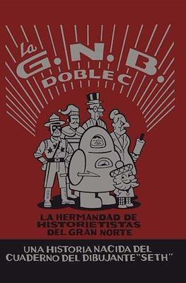 La G.N.B. Doble C. La Hermandad de Historietistas del Gran Norte