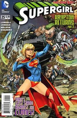 Supergirl Vol. 6 (2011-2015) (Comic Book) #25
