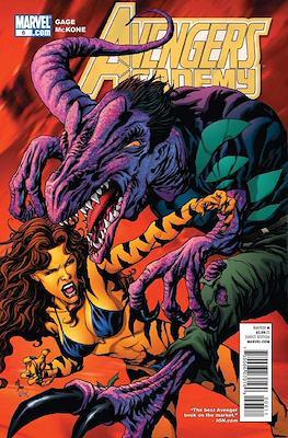 Avengers Academy (2010-2013) (Comic-Book) #6