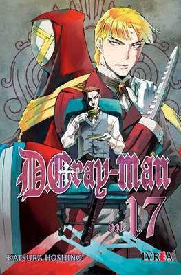 D.Gray-Man #17