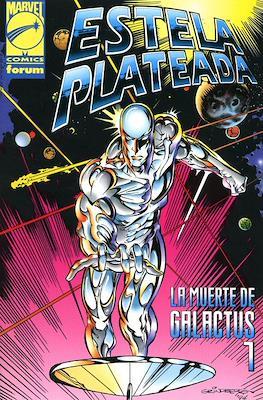 Estela Plateada. La muerte de Galactus (Rústica. 17x26. 96 páginas. Color.) #1