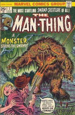 The Man-Thing Vol. 1 (1974-1975) (Comic Book) #7