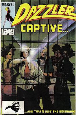 Dazzler Vol. 1 (Comic-Book) #34