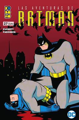Las aventuras de Batman (Grapa 24 pp) #27