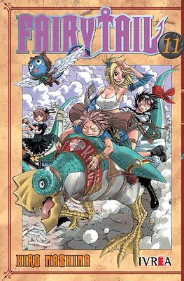Fairy Tail (Rústica) #11