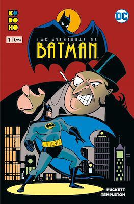 Las aventuras de Batman (Grapa 24 pp) #1