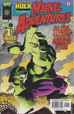 Marvel Adventures (1997-1998) #1