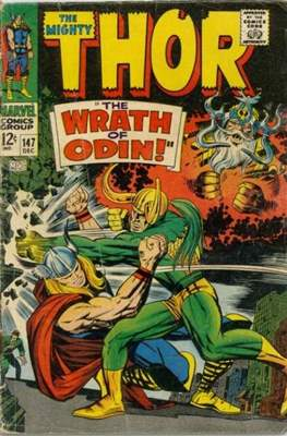 Journey into Mystery / Thor Vol 1 #147